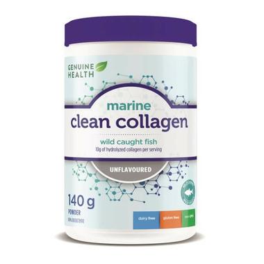 Genuine Health Clean Collagen Marine Unflavoured