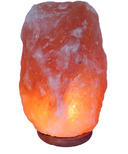 Lumiere de Sel Natural Shape Himalayan Crystal Salt Lamp