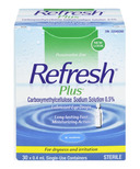 Refresh Plus Lubricant Eye Drops