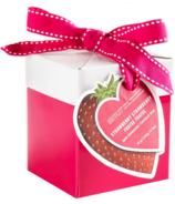 Dufflet Strawberry Dark Chocolates