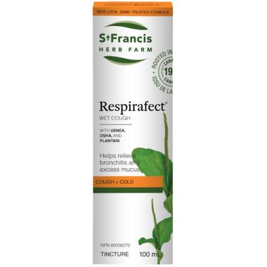 St. Francis Herb Farm Respirafect