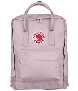 Fjallraven Kanken Backpack Pastel Lavender