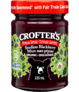 Crofter's Organic Seedless Blackberry Spread