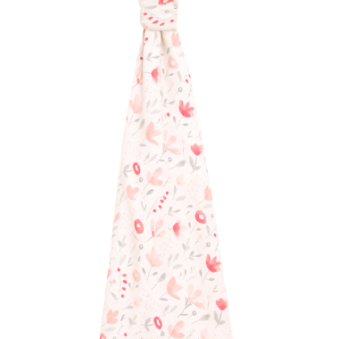 aden + anais Comfort Knit Perennial Swaddle Blanket