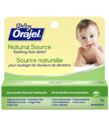 Orajel Natural Source Teething Gel for Infants