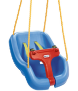 Little Tikes 2-in-1 Snug On Secure Swing