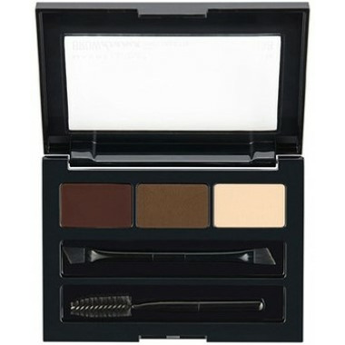 Maybelline Brow Drama Pro Palette Deep Brown