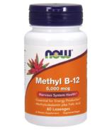 NOW Foods Methyl B-12 Lozenges