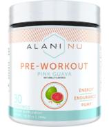 Alani Nu Pre-Workout Pink Guava