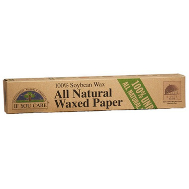 If You Care Unbleached Soybean Wax Paper