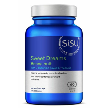 SISU Sweet Dreams with L-Theanine
