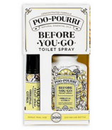 Poo-Pourri Before You Go Toilet Spray Everyday Essentials Gift Set
