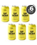 Sapsucker The Lemon One Organic Sparkling Tree Water Bundle