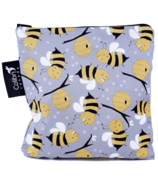 Colibri Reusable Snack Bag Large Bumble Bee
