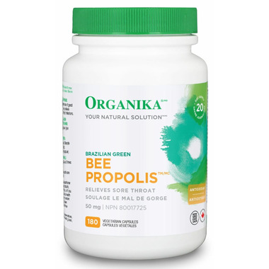 Organika Brazilian Green Bee Propolis