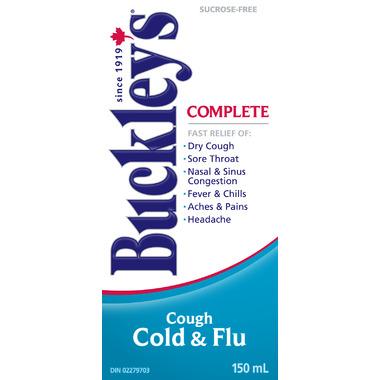 Buckley\'s Complete