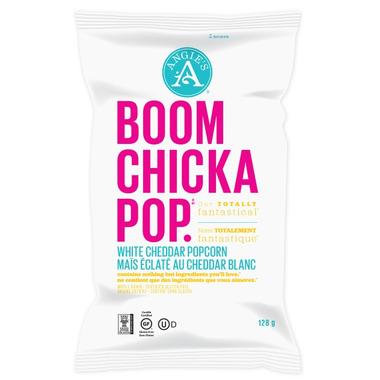 Angie\'s Boom Chicka Pop White Cheddar Popcorn