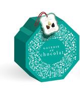 Galerie Au Chocolat Holiday Wreath Ornament