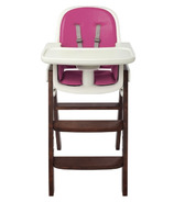 OXO Tot Sprout High Chair Pink/Walnut