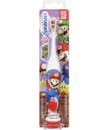 Arm & Hammer Spinbrush Battery Powered Super Mario Toothbrush