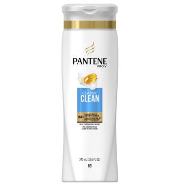 Pantene Classic Clean 2-in-1 Shampoo & Conditioner