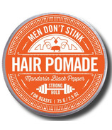Walton Wood Farm Men Don't Stink Hair Pomade Strong