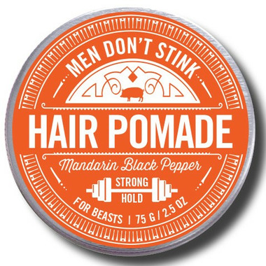Walton Wood Farm Men Don\'t Stink Hair Pomade Strong