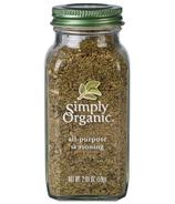 Assaisonnement tout usage Simply Organic