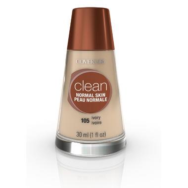 CoverGirl Clean Liquid Makeup Normal Skin
