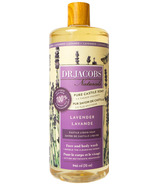 Dr. Jacobs Naturals Pure Castile Soap Face and Body Lavender