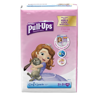 Pull-Ups Cool And Learn Training Pants Girl Mega Pack