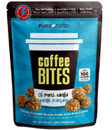 Pure Food by Estee BeStrong Coffee Bites French Vanilla