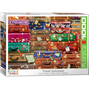 Eurographics Travel Suitcases