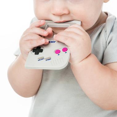 Bumkins Nintendo Silicone Teethers Game Boy