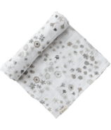Petit Pehr Monochrome Meadow Swaddle