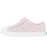 Native Jefferson Bling Youth Milk Pink & Shell White