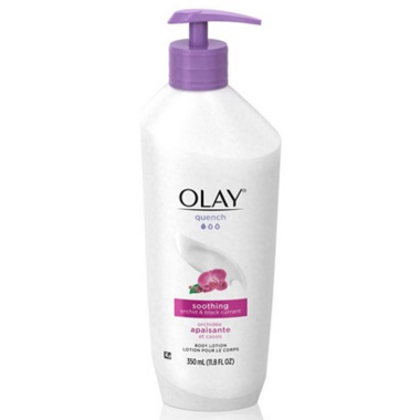 Olay Orchid & Black Current Body Lotion