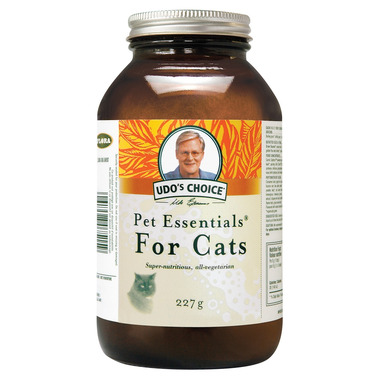 Udo\'s Choice Pet Essentials For Cats