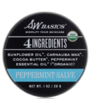 S.W. Basics of Brooklyn Peppermint Salve