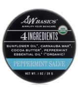 S.W. Basics of Brooklyn Peppermint Salve