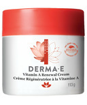 Derma E Vitamin A Renewal Cream