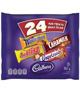 Cadbury 24 Assorted Halloween Fun Treats