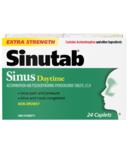 Sinutab Sinus Extra Strength