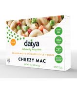 Daiya Deluxe Cheddar blance & Crudités Cheezy Mac