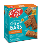 Enjoy Life Chewy Bar Carrot Cake