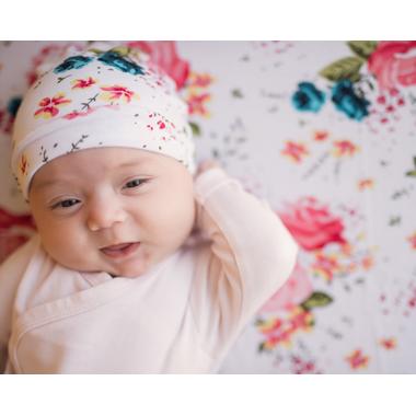 Milk Snob Hello Baby Set French Floral