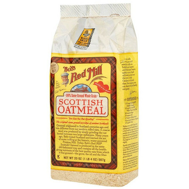 Bob\'s Red Mill Scottish Oatmeal