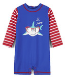 Hatley Cool Shark Baby Rashguard One-Piece