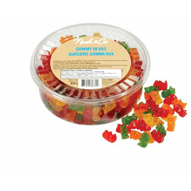 Nosh & Co. Gummy Bears