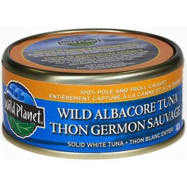 Wild Planet Wild Albacore Solid White Tuna